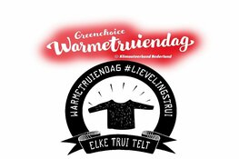 Nationale Warme Truiendag 2018