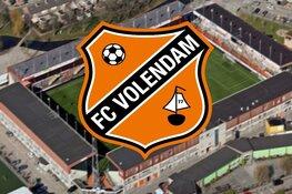 FC Volendam licht optie in contract Kevin Visser