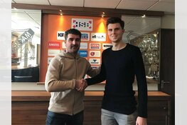 Gerry Vlak (21) verlengt contract