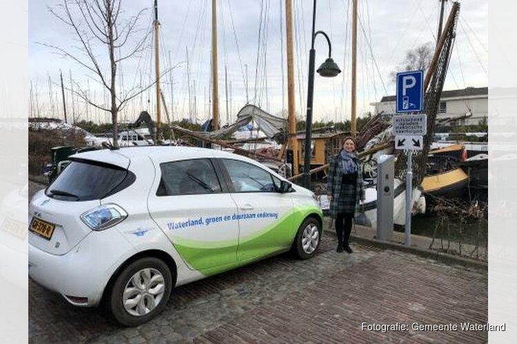 Aantal laadplekken voor electrische auto's flink uitgebreid