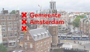 Waarschuwing voor te oude brom- en snorfietsen in milieuzone Amsterdam