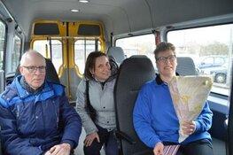 Buurtbus vervoert 10.000ste passagier