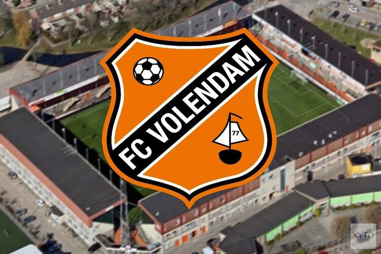 FC Volendam op zondag tegen FC Den Bosch