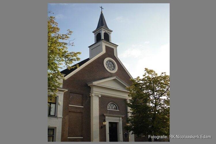 Paasvieringen in de RK Nicolaaskerk Edam
