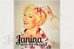 """Janina presenteert eerste single: """"Leven met een lach"""""""