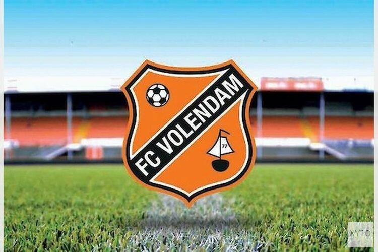 Jeugdverslagen FC Volendam 26 mei 2018