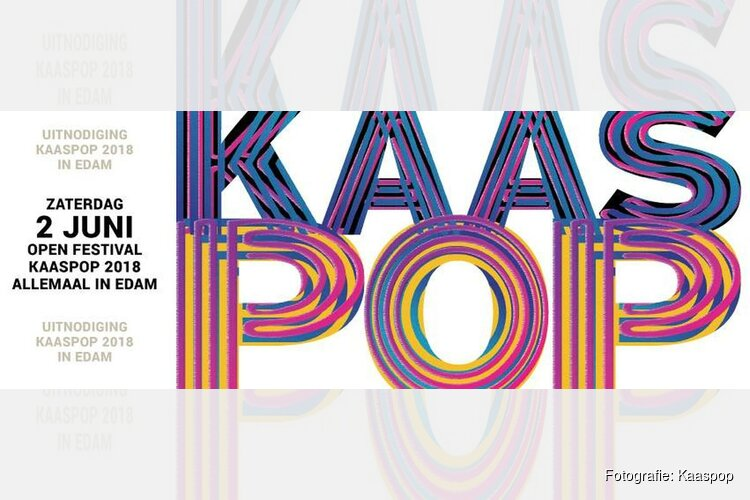 KAASPOP Edam; met o.a. The Tibbs, Soulpower en The Mauskovic Band
