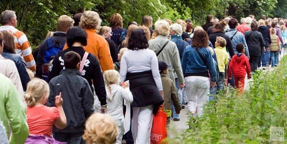 Meerdere Avondvierdaagsen afgelast wegens noodweer