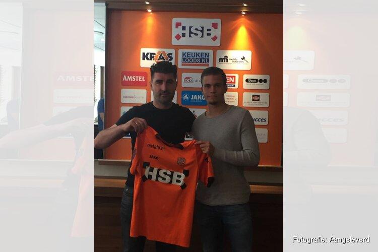 Kelvin Oxfoort gaat uitdaging aan bij FC Volendam