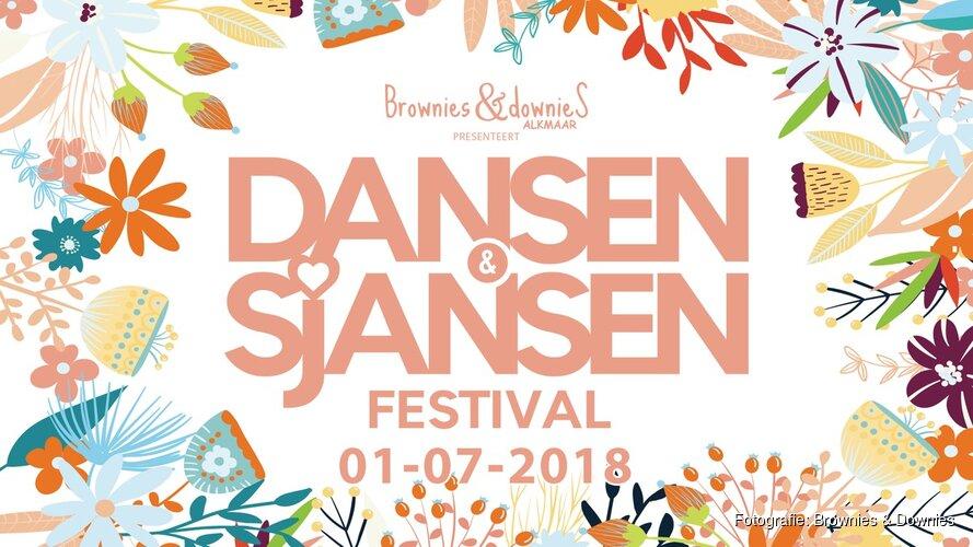 Dansen & Sjansen Festival in de Hout 2018