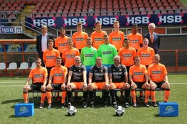 Jong FC Volendam speelt tóch in de zondag Derde Divisie
