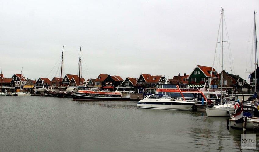Nachtelijke afsluiting Haven Volendam voor auto's