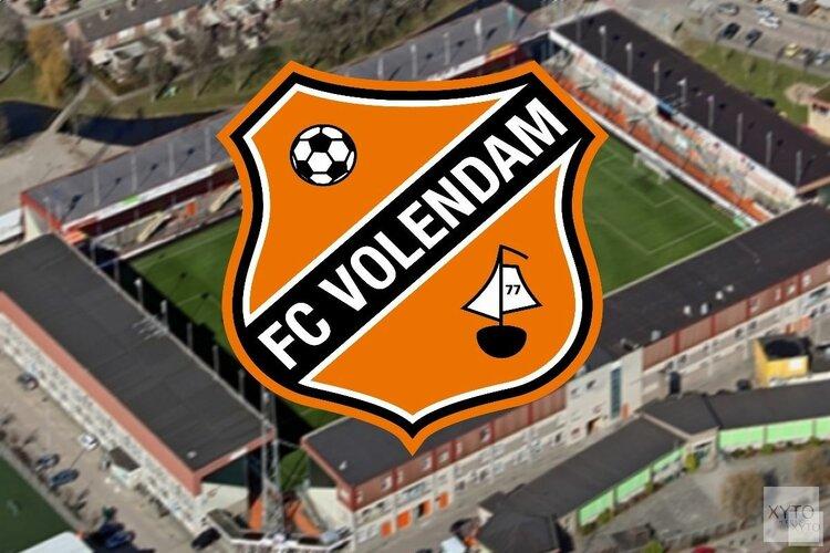 FC Volendam contracteert Cas Peters