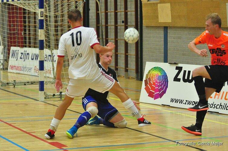 ZVV Volendam start met monsterscore tegen promovendus White Stones
