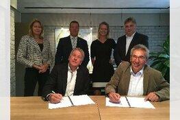 Gemeente Edam-Volendam en hoogheemraadschap tekenen samenwerkingsovereenkomst