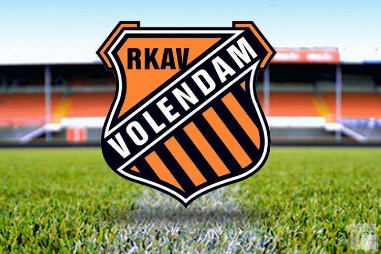RKAV Volendam verliest nipt van Vitesse, wereldgoal Nick Tol