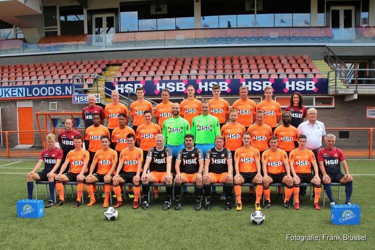FC Volendam vaak de baas op de Braak