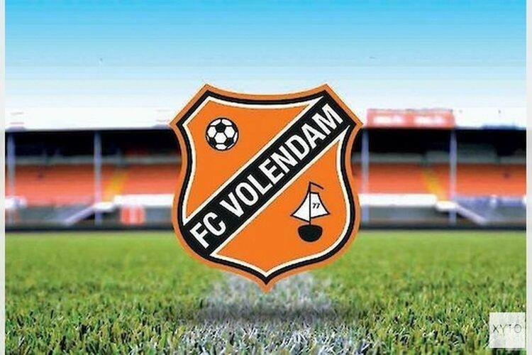 Hans de Koning interim-trainer FC Volendam