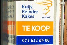 Kuijs Reinder Kakes: Terugval woningverkopen door gebrek aan aanbod