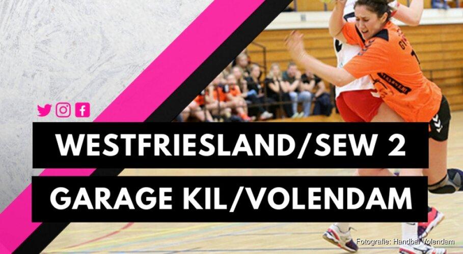 Tweede ronde beker Garage Kil/Volendam