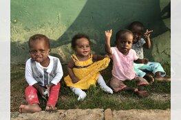 Kindertehuis Hanukkah biedt kinderen een toekomst