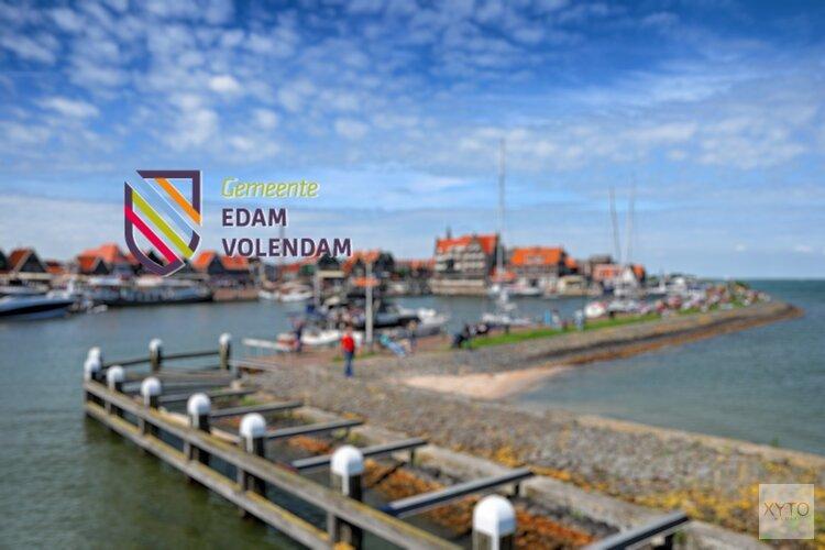 Verbod op vrachtwagens in oude kom Volendam per 1-1-2019