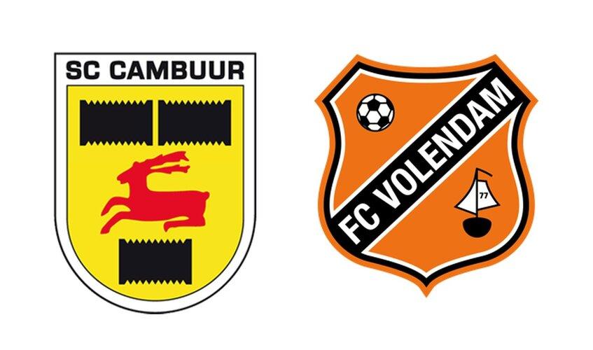 FC Volendam gaat voor eerste overwinning in elf jaar bij SC Cambuur