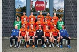 Goed perspectief HV KRAS/Volendam na late gelijkmaker in Challenge Cup