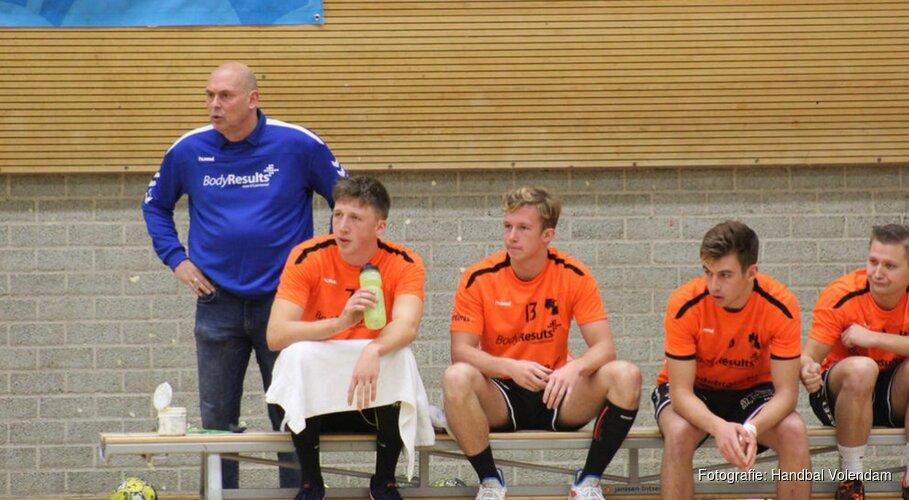 Kees Boomhouwer stopt per direct als trainer Jong BodyResults/Volendam