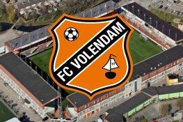 """FC Volendam verdiende winnaar in """"vissersderby"""""""