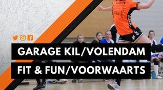 Garage Kil/Volendam begint jaar met kraker tegen koploper