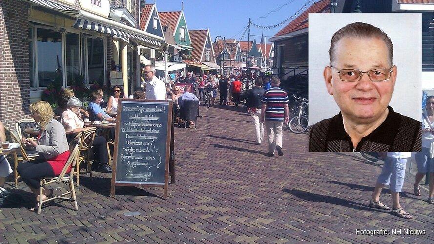 Volendamse weldoener Jan Patat op 75-jarige leeftijd overleden