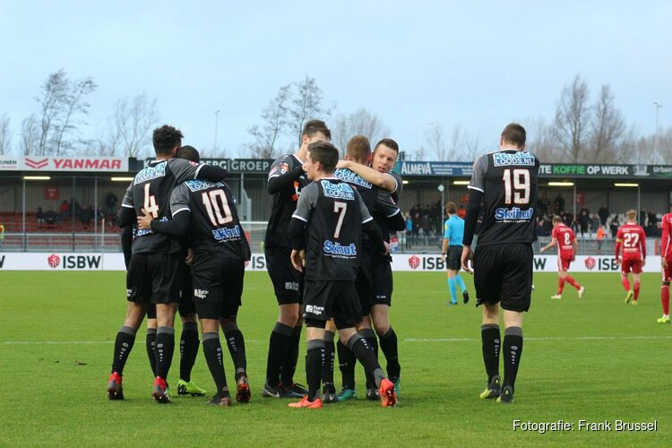 Ook eerste thuiswedstrijd van 2019 moet prooi worden voor FC Volendam