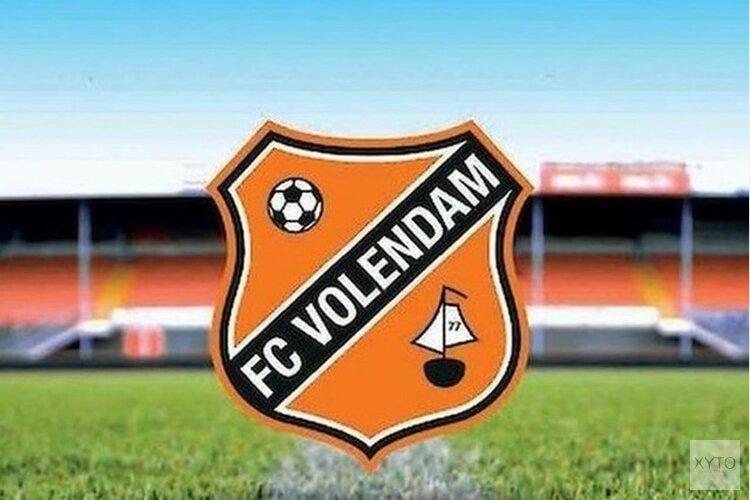 FC Volendam knokt zich naar punt