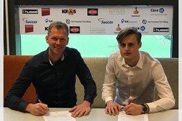 KRAS/Volendam strikt rechterhoekspeler Nagtegaal