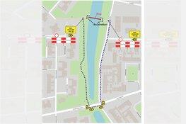 Vervanging Mercuriusbrug te Volendam