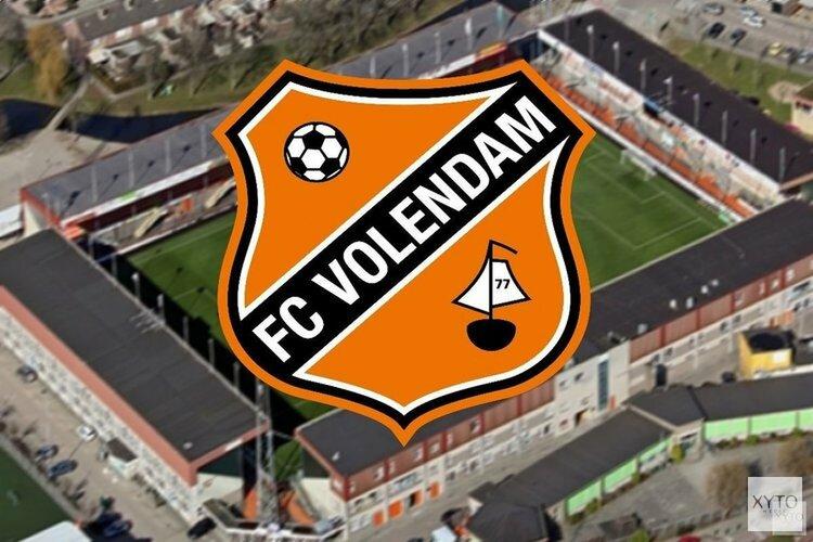 FC Volendam ontvangt vrijdag Helmond Sport