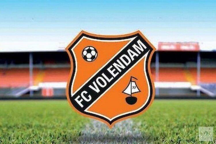 FC Volendam verslaat buurman RKAV Volendam in oefenduel