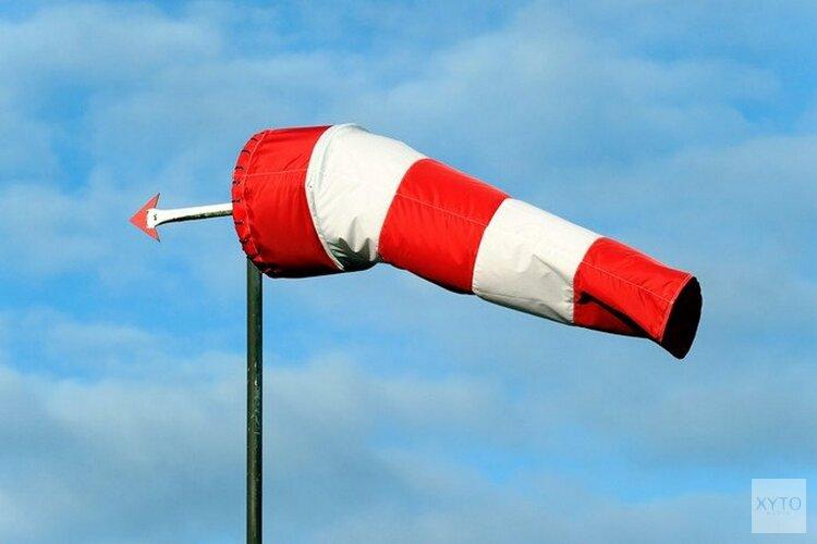 Opnieuw code geel wegens zware windstoten