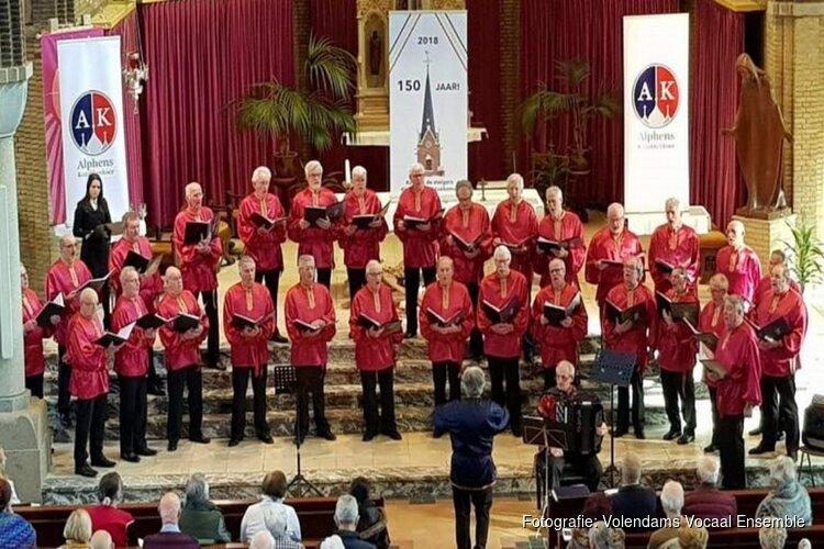 Lenteconcert Kozakkenkoor en Volendams Vocaal Ensemble