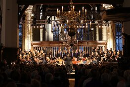 Matthaus Passion in Grote Kerk Edam op 19 april