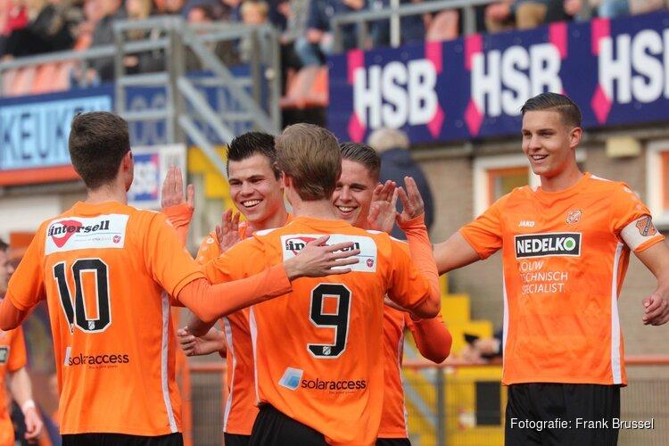 Onvervalste negenklapper voor Jong FC Volendam