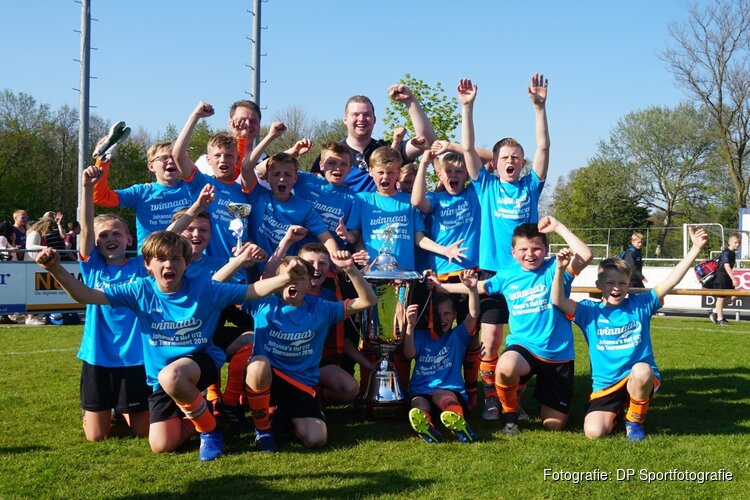 """Penaltykillers"" RKAV Volendam O12 winnen sterk bezet Top Tournament FC Castricum"
