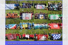 """""""Penaltykillers"""" RKAV Volendam O12 winnen sterk bezet Top Tournament FC Castricum"""