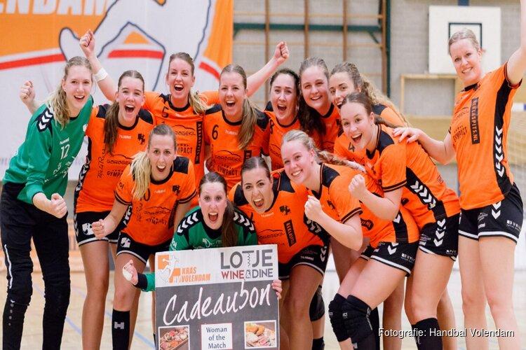 Garage Kil/Volendam koploper na twee belangrijke overwinningen