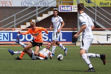 Jong FC Volendam heeft titel voor het grijpen