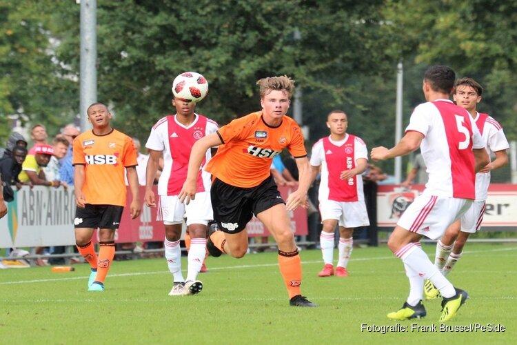 Jeugdproduct Jip Molenaar maakt overstap naar Eintracht Frankfurt