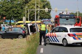 Drie gewonden bij ongeval in Edam