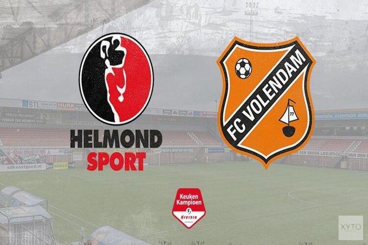 Kampioen van voorbereiding op jacht naar tastbare punten tegen Helmond Sport