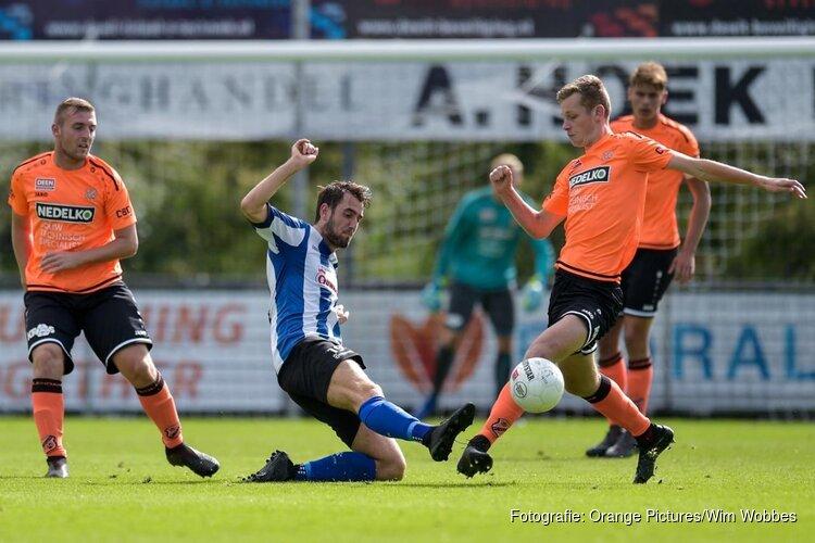 Bekooij beslissend bij vissersderby Quick Boys - Jong FC Volendam